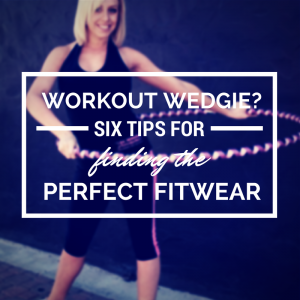 6 tips for perfect fitwear