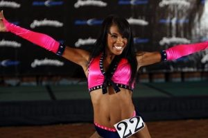 Custom Made Dance Costumes for Pro Team Try-outs