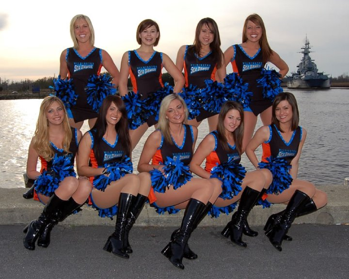 Custom Dance Costumes Pom and Cheer Uniforms