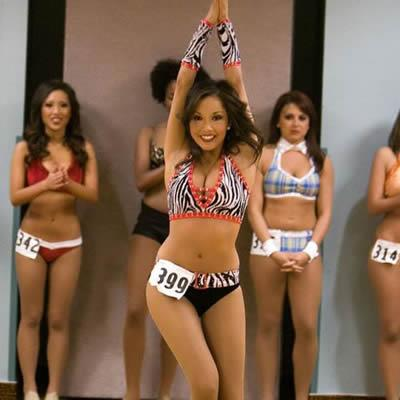 Custom Dance Costumes - Pro Team Tryout Outfit