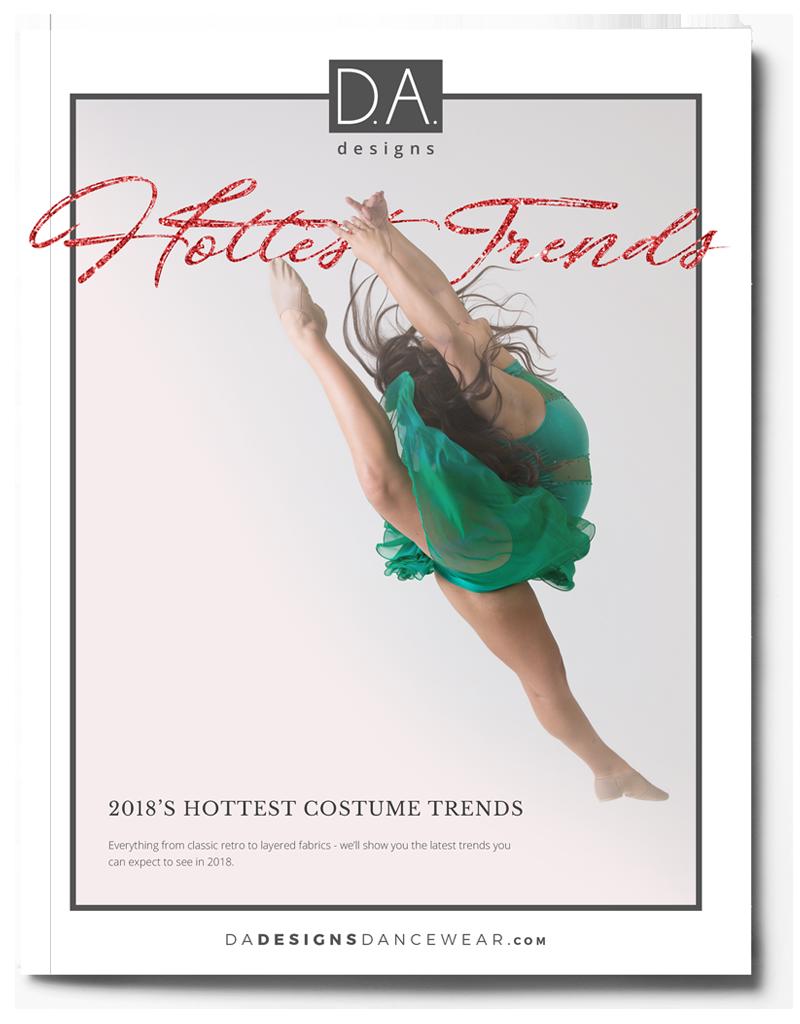 2018 Custom Dance Costume Trends